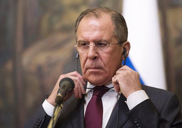 俄外长:俄对中东的恐怖和极端主义深表关切