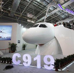 首次发射货运飞船并试飞C919再次彰显中国空天力量