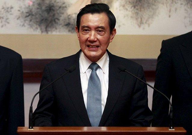 媒体:马英九将访视南海争议岛屿