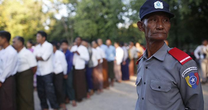 中国外交部:中国地方政府出于人道主义已经收容缅甸避难民众