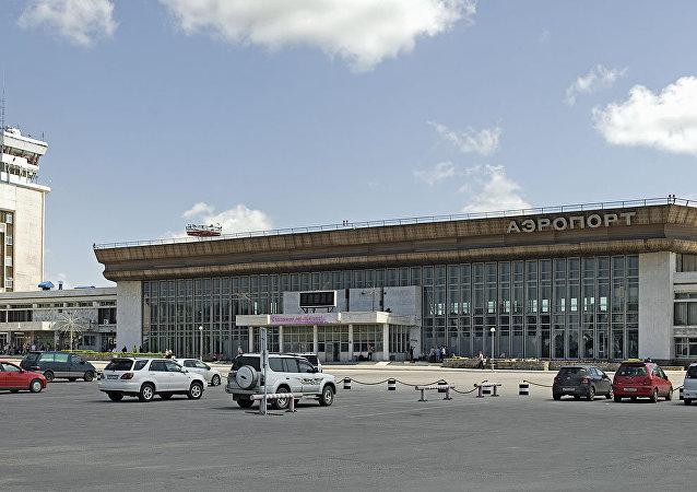 哈巴罗夫斯克机场