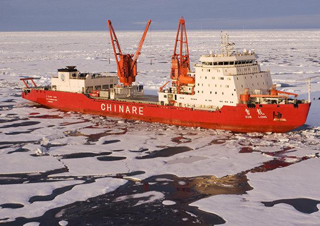 中澳扩大南极科考合作