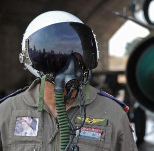 叙利亚飞行员