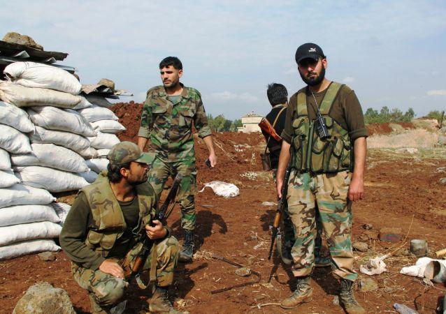 俄埃外长讨论团结反对恐怖主义的叙利亚反对派措施
