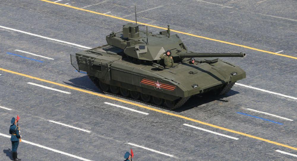 阿玛塔主战坦克