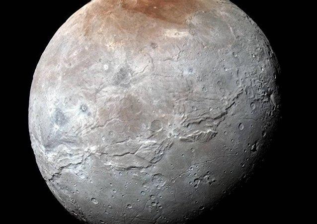 NASA发现冥王星表面存在冰火山