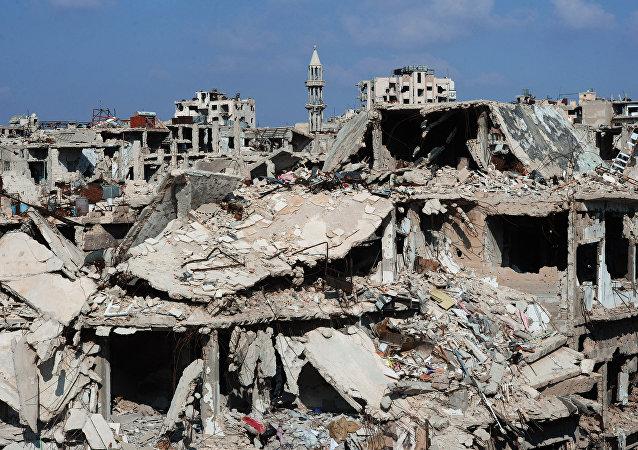 五角大楼:美国开始调查叙平民在联军轰炸中丧生事件
