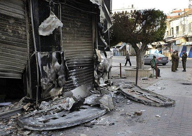 叙利亚政府军, 拉塔基亚/资料图片/
