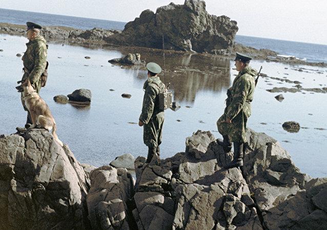 俄罗斯边防部门扣留了两名非法越境的中国公民