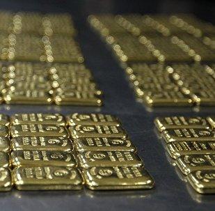 中国为什么囤黄金?