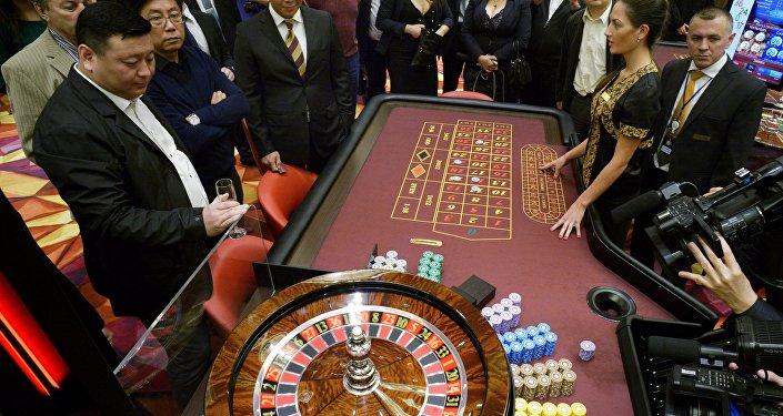 水晶虎宮殿赌场