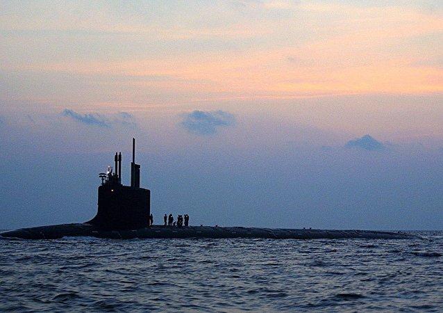 媒体:华盛顿拟斥资30亿美元打造无人潜艇