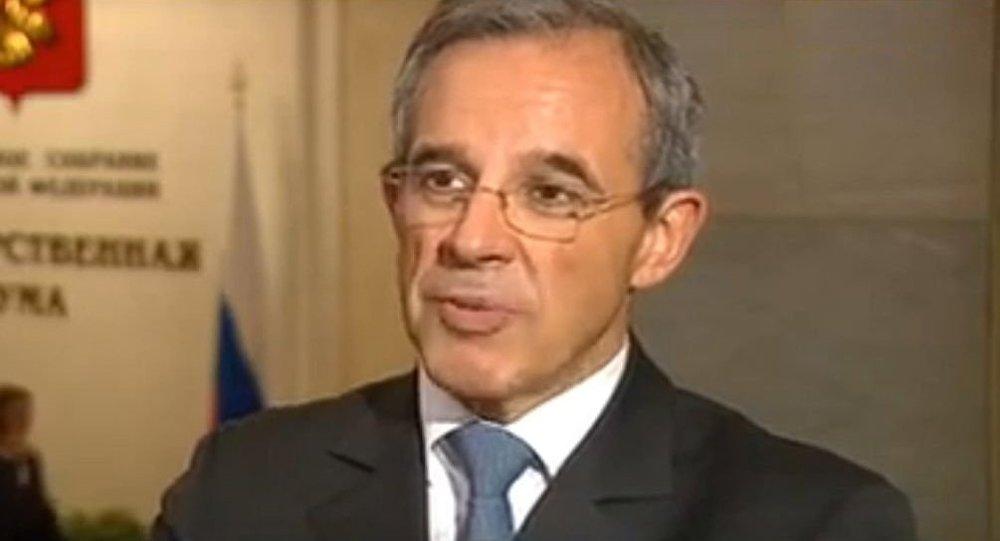 法国议员代表团在阿勒颇登机时遇袭