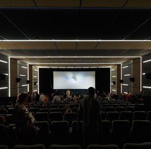 电影院大厅