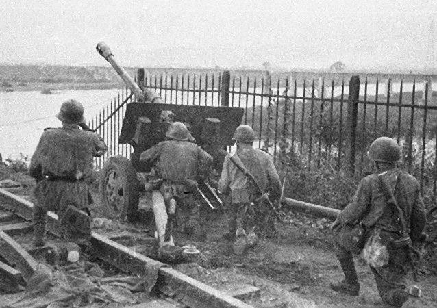 苏军烈士遗骸将被迁葬至牡丹江崇英烈士陵园