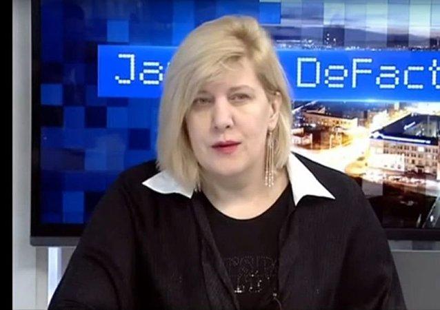 欧安组织媒体自由代表米亚托维奇