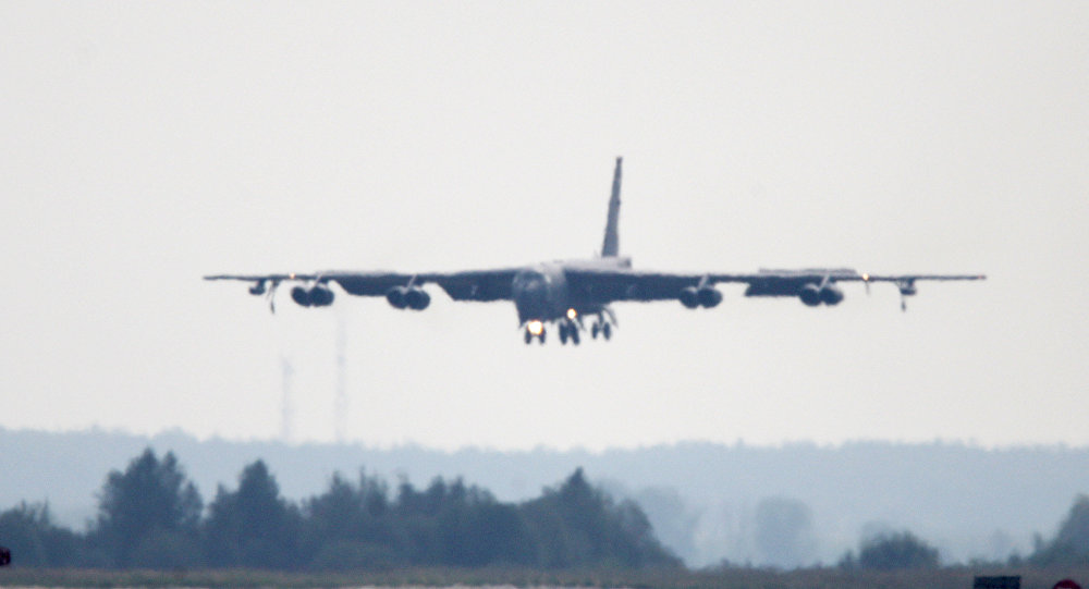 美国在最近两天已将第4架B-52部署到欧洲