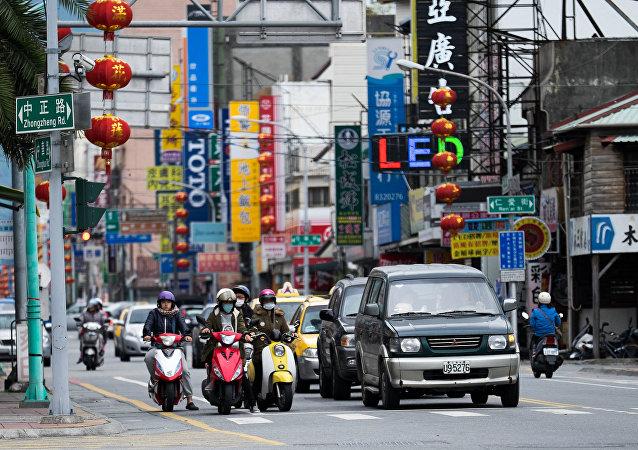 基隆, 台湾