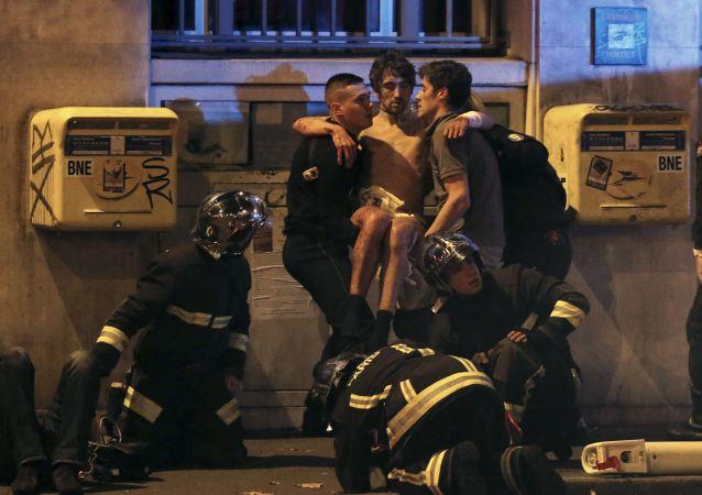 法新社:巴黎恐怖袭击伤亡人数已上升至250人