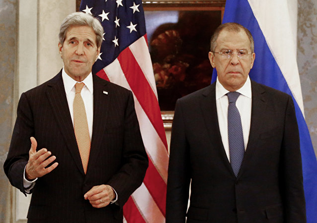 拉夫罗夫期待维也纳会议推动打击恐怖主义