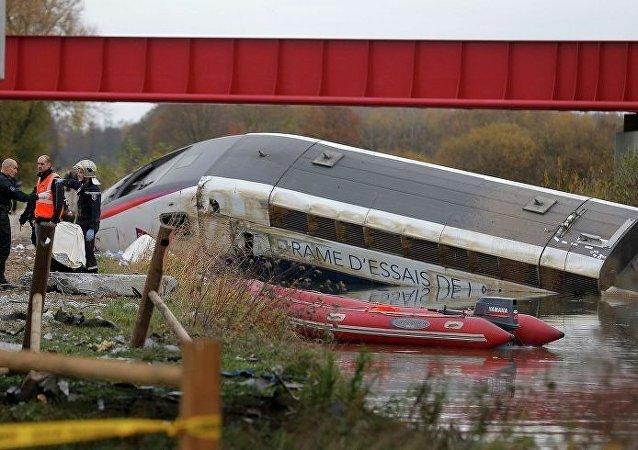 法国火车事故仍未查出原因