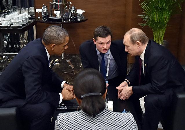 俄总统助理乌沙科夫:俄美两国与恐怖主义斗争的目的非常相近