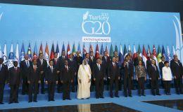G20安塔利亞峰會