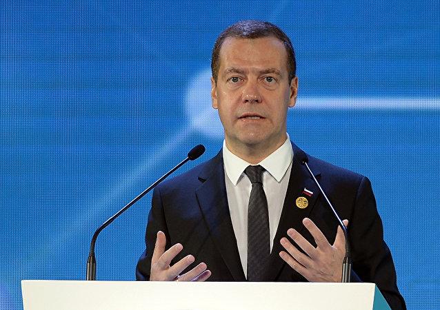 俄总理:需要在经济领域建立统一行为准则