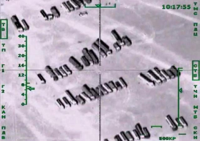 """俄国防部:""""伊斯兰国""""因向土耳其销售石油量下降已将发放给武装分子的薪酬缩减约30%"""
