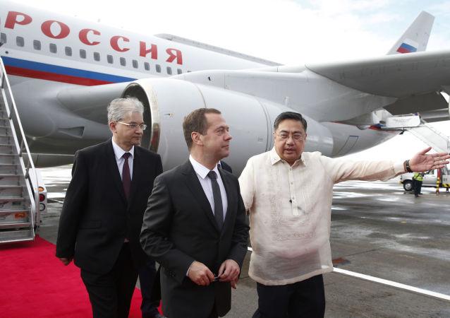 菲驻俄大使:期待拉夫罗夫8月访问马尼拉 梅德韦杰夫11月出席俄罗斯-东盟峰会