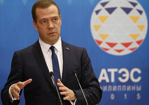 俄总理:俄获得希望其加入TPP协定的暗示但未收到邀请