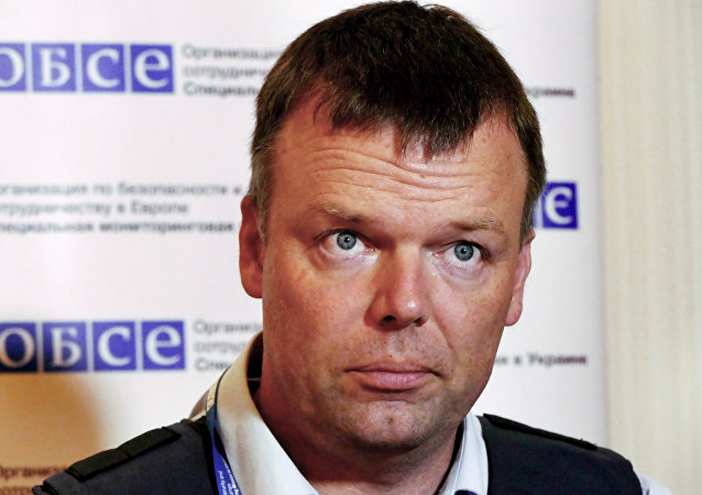 欧安组织特别观察团副团长:乌克兰东部重型武器到目前为止仍未全部撤出