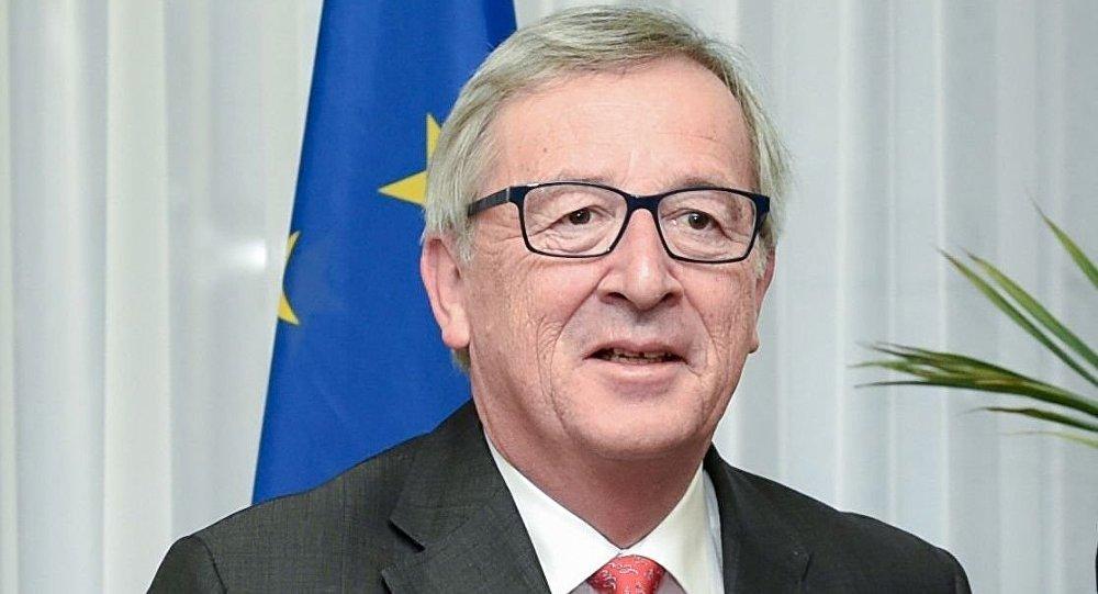 欧盟委员会主席让-克洛德•容克