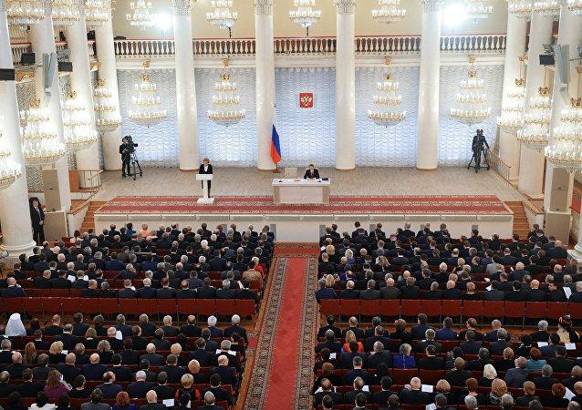 俄联邦委员会主席:建议扩大情报部门权利并对恐怖主义加大刑事责任