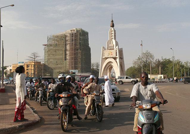 马里首都巴马科