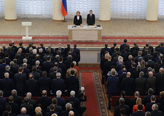 俄议会两院联合主张加大恐怖主义惩处力度