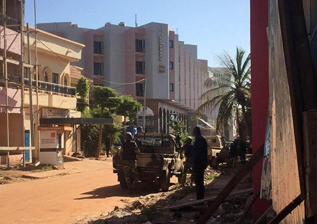 基地组织分子表示对袭击联合国驻马里基地事件负责