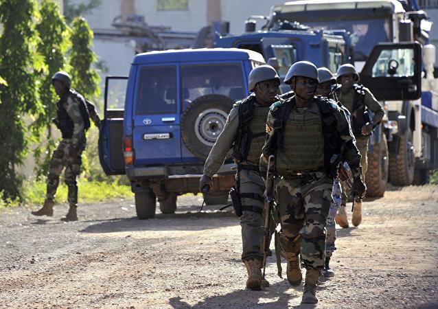 媒体:马里首都酒店内约80名人质 在军方突击行动中被解救