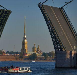 俄中青少年国际文化艺术节将于今夏在圣彼得堡举行