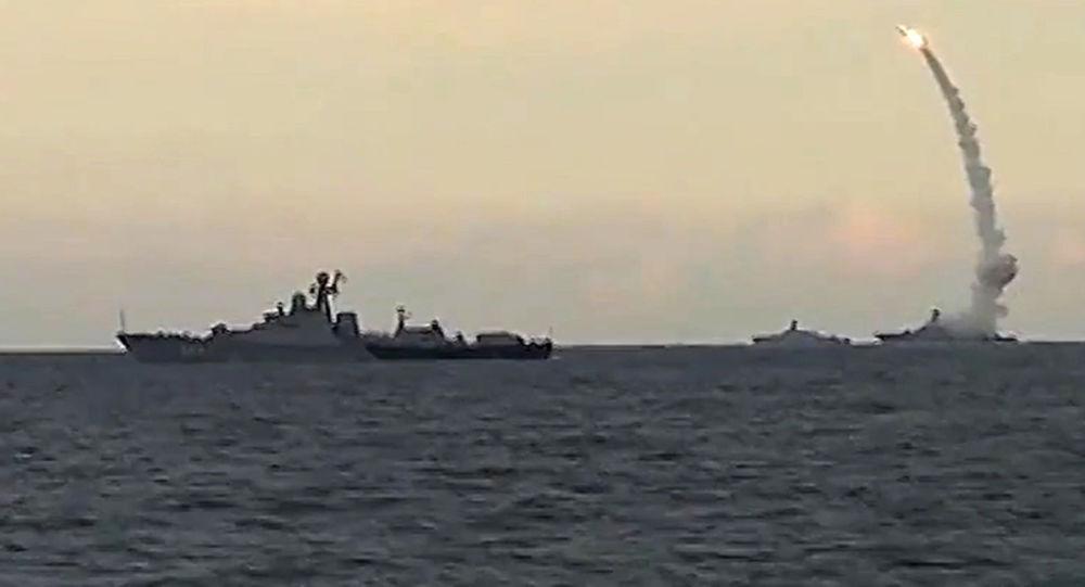 俄国防部长:装备精确制导武器的俄舰群将主要由配备巡航导弹的军舰组成