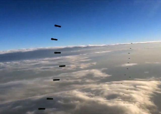 媒体:叙空军打击哈马城区武装分子行动中40余名恐怖分子伤亡