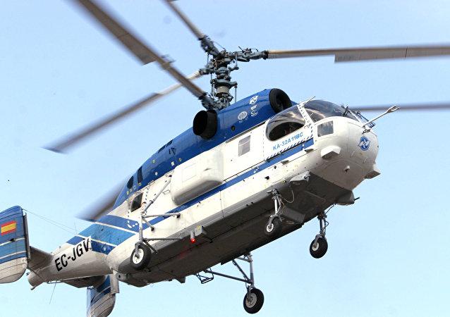 卡-32直升机