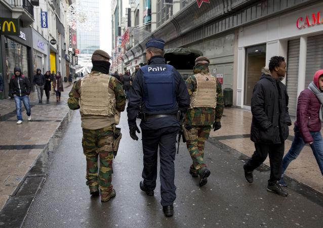 媒体:比利时警方否认关于沙勒罗瓦死者为警卫的消息