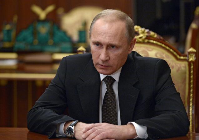 普京向國家杜馬提出有關批准獨聯體國家消除緊急情況協議的法案