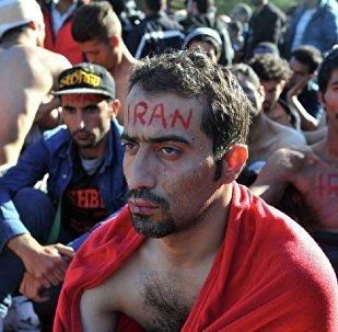 约20名马其顿警察因希腊边境移民冲突受伤