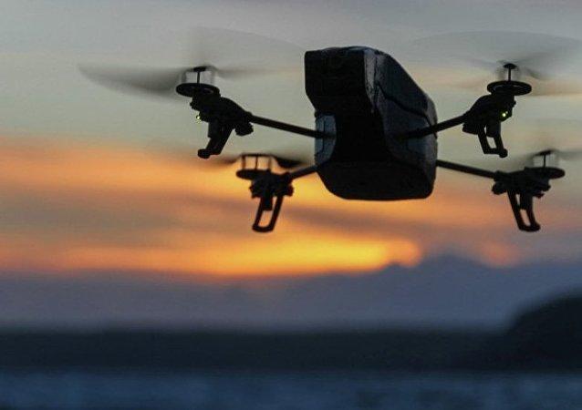 德国警方利用无人机搜救失踪者