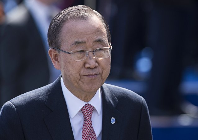 联合国秘书长谴责朝鲜核试验称其威胁地区安全