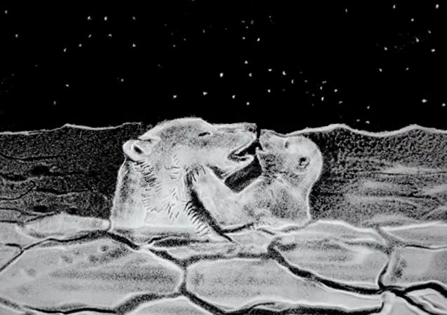 北极熊的居住地,到底受到哪几种威胁?