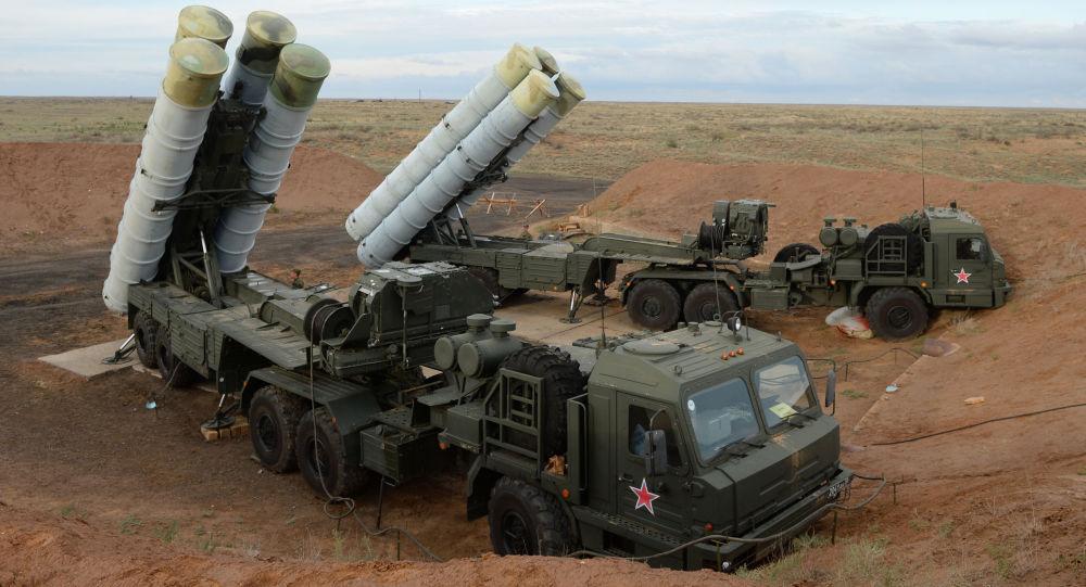 俄對土耳其加快S-400系統供應的請求給予積極反應