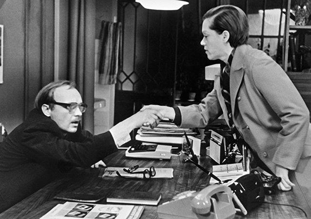 蘇聯電影《辦公室的故事》